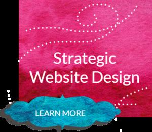 Kirsten Rosetti Strategic Website Design